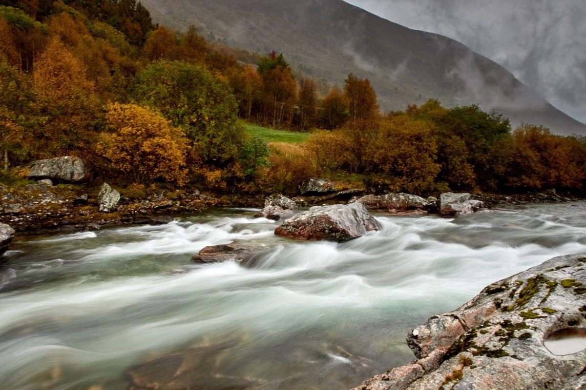 Driva in Norwegen