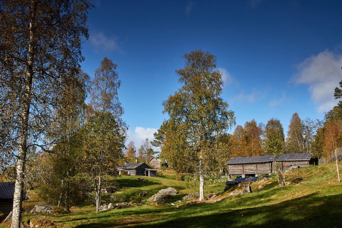 Gehöft im Värmland