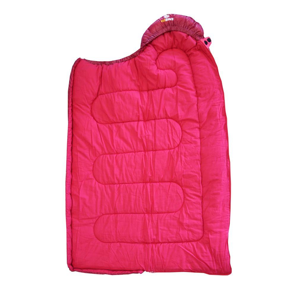 Kinderschlafsack öffnen pink