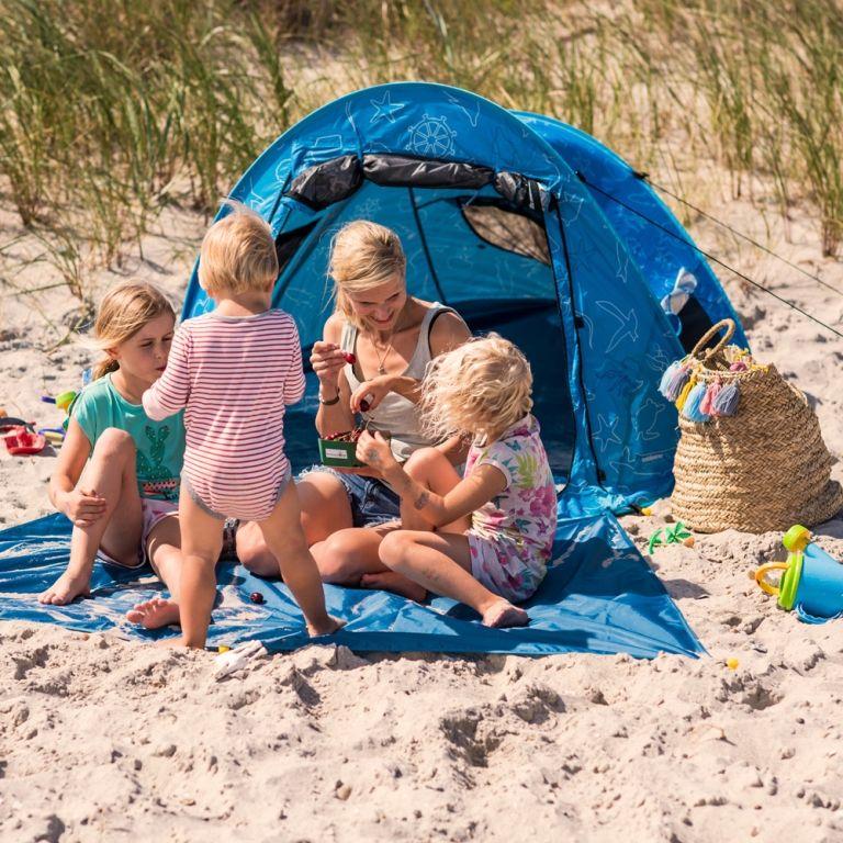 Marisa Hart von Baby Kind und Meer mit der verschließbaren Wurfmuschel