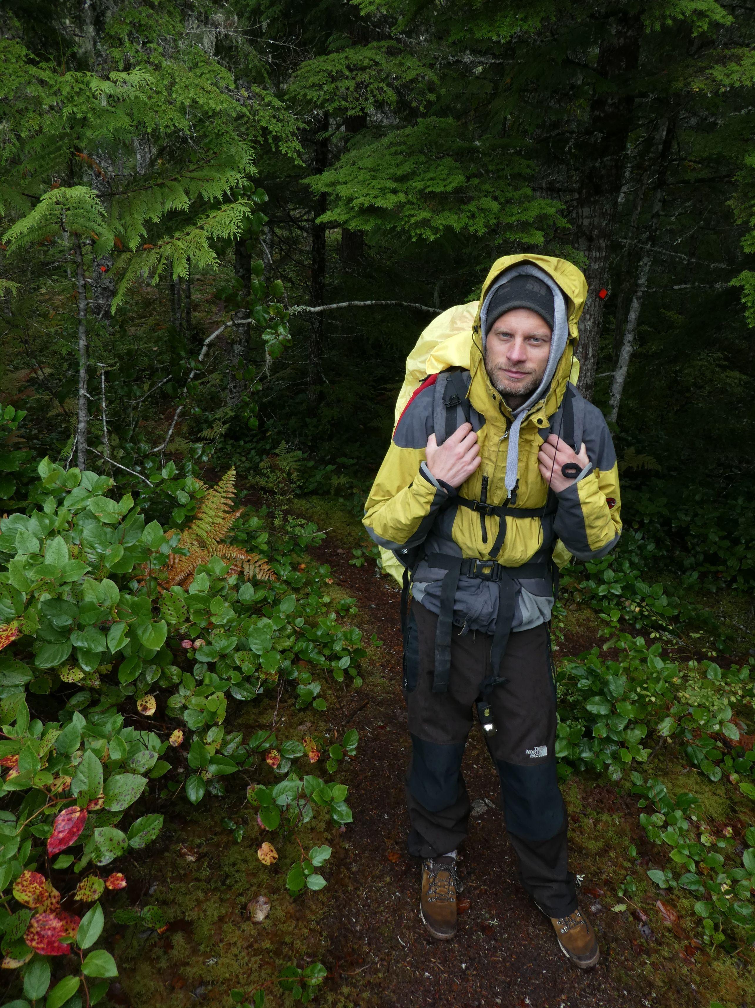 Regenfester Rucksack Work & Traveller