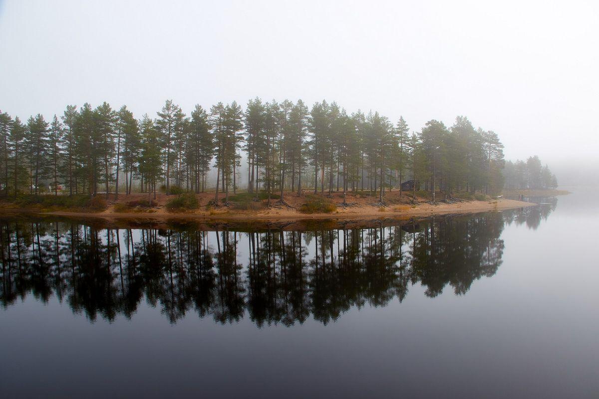 Schwedische Morgenstimmung