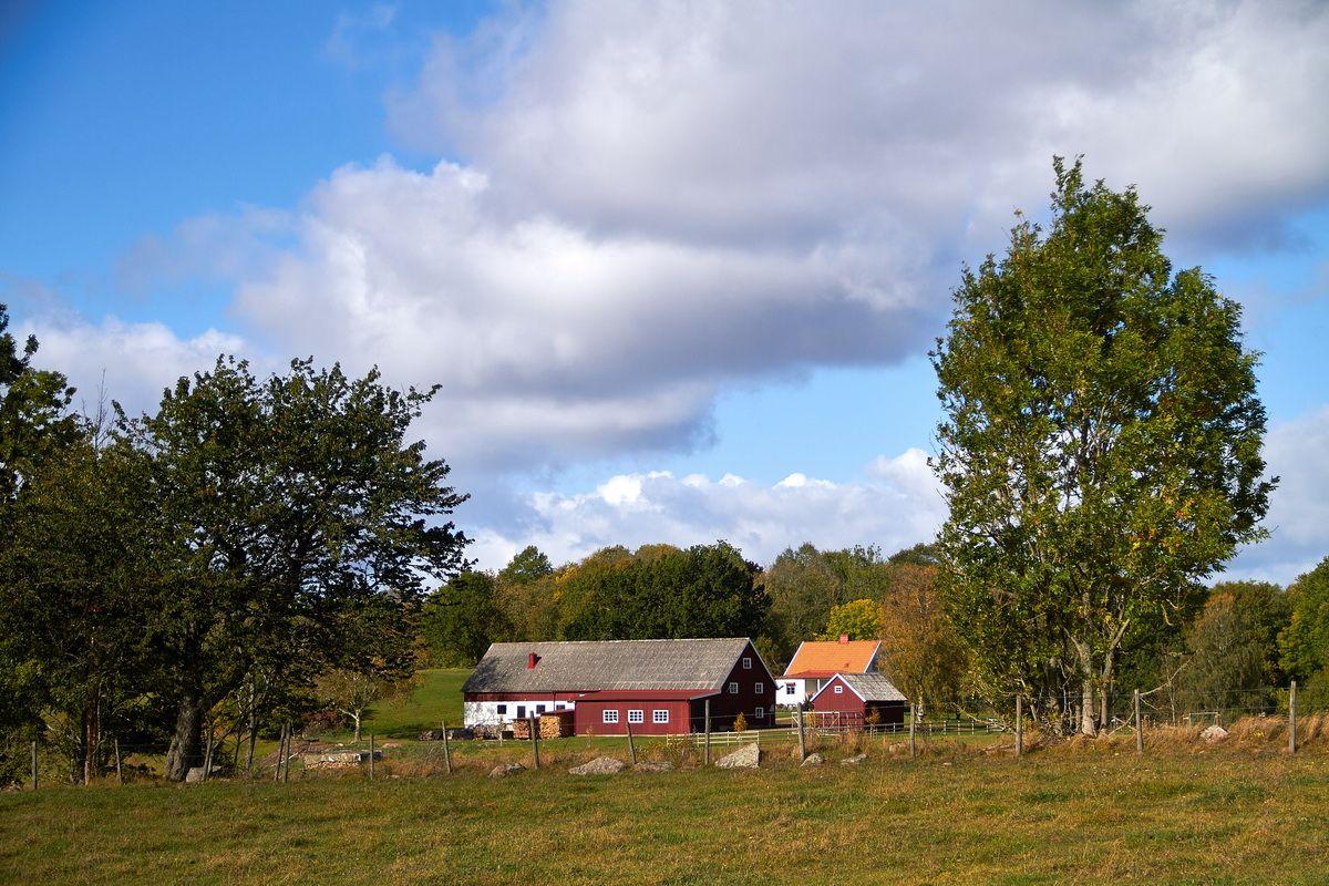 Schwedisches Dorf