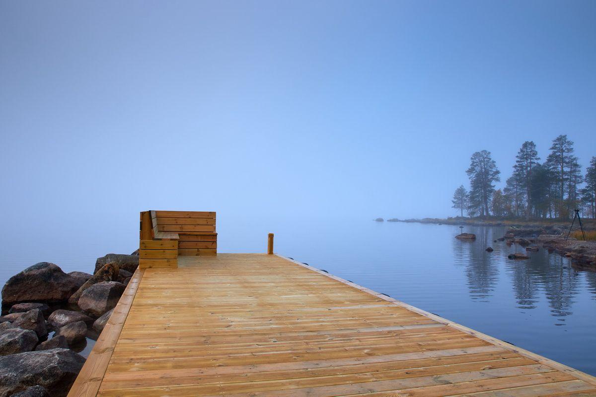 Skandinavischer See