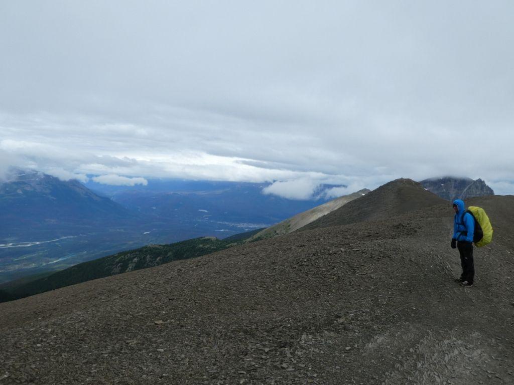 Skyline Trail Bergkamm