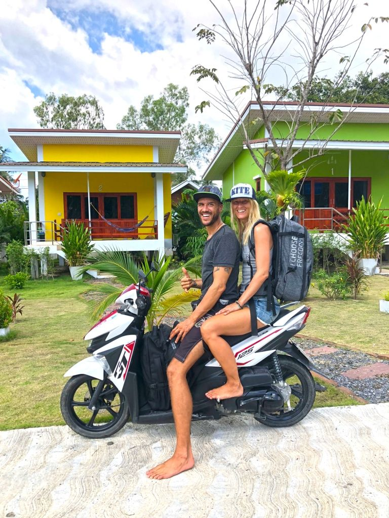 Thailand Backpack - Rucksack von und für Digitale Nomaden