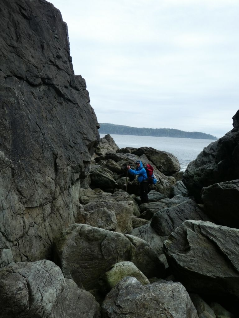 Timm zwischen Fels P1030913