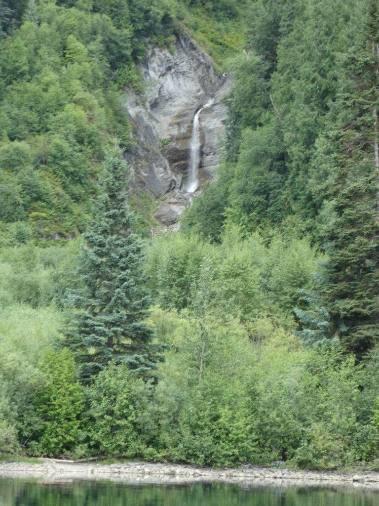 Wasserfall - Isaac Lake