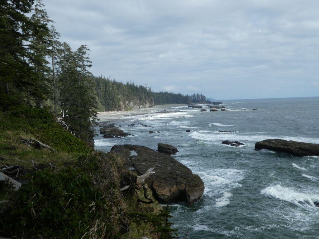 West Coast Trail Landschaft P1030788