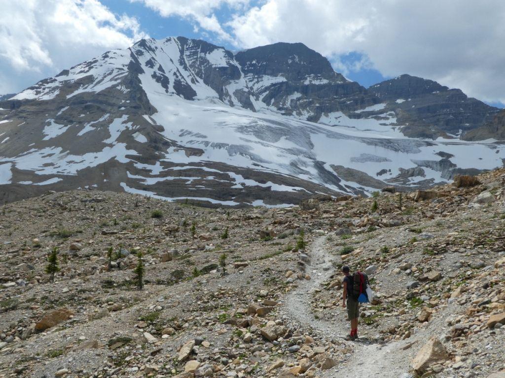 Yoho Nationalpark Trekking - Timm