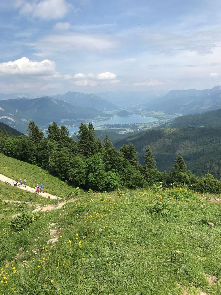 Zwölferhorn - Wandern im Salzkammergut