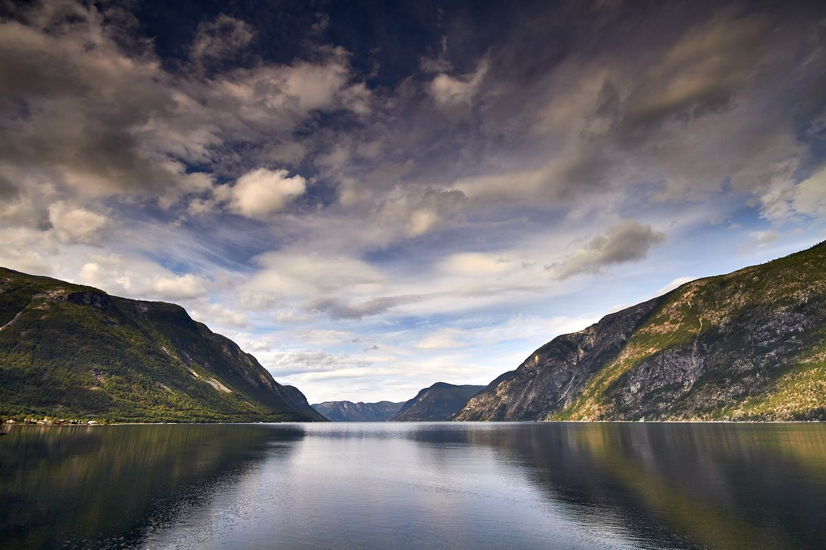 am Sognefjord