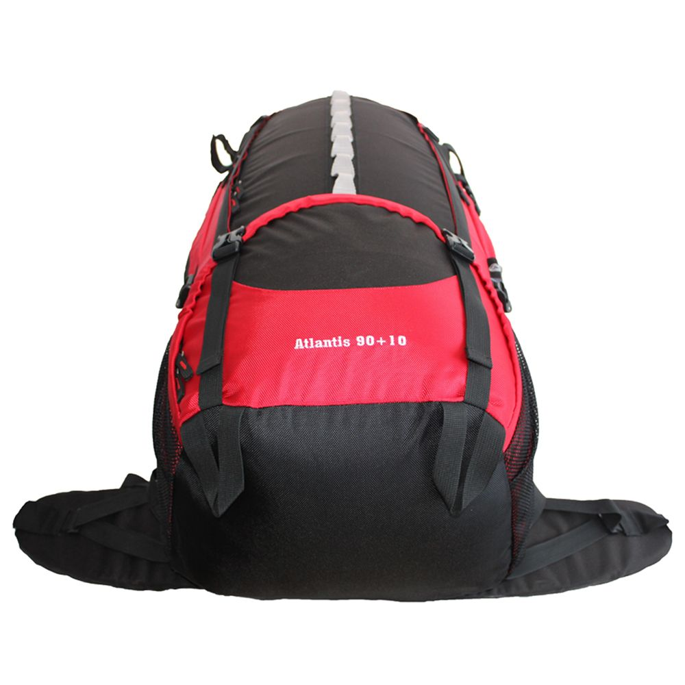 Backpacker Rucksack Atlantis liegend