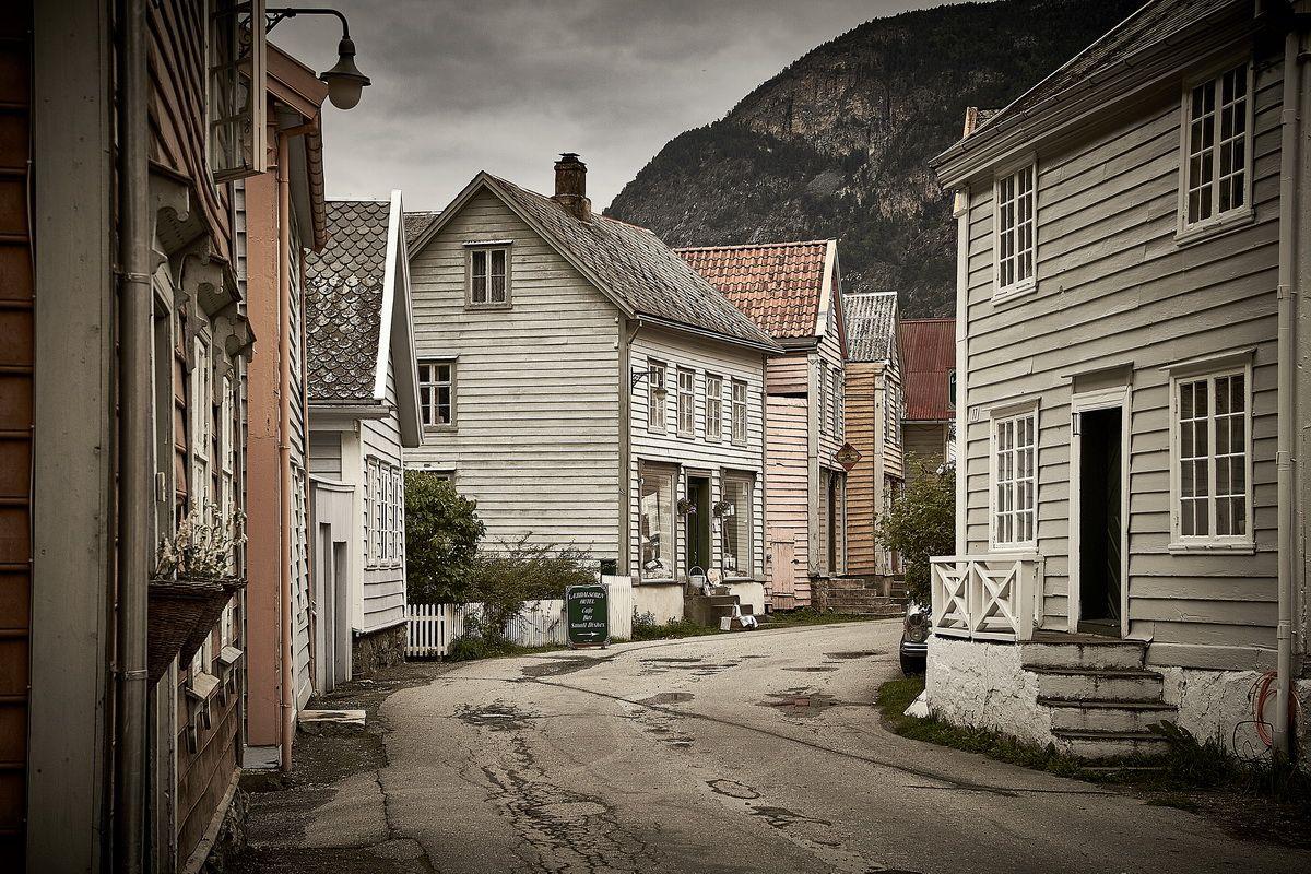 in  Lærdalsøyri