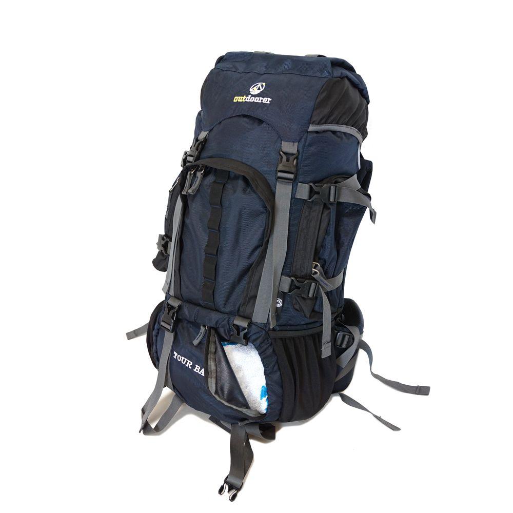 Tour Bag 50 - Tourenrucksack mit Frontöffnung