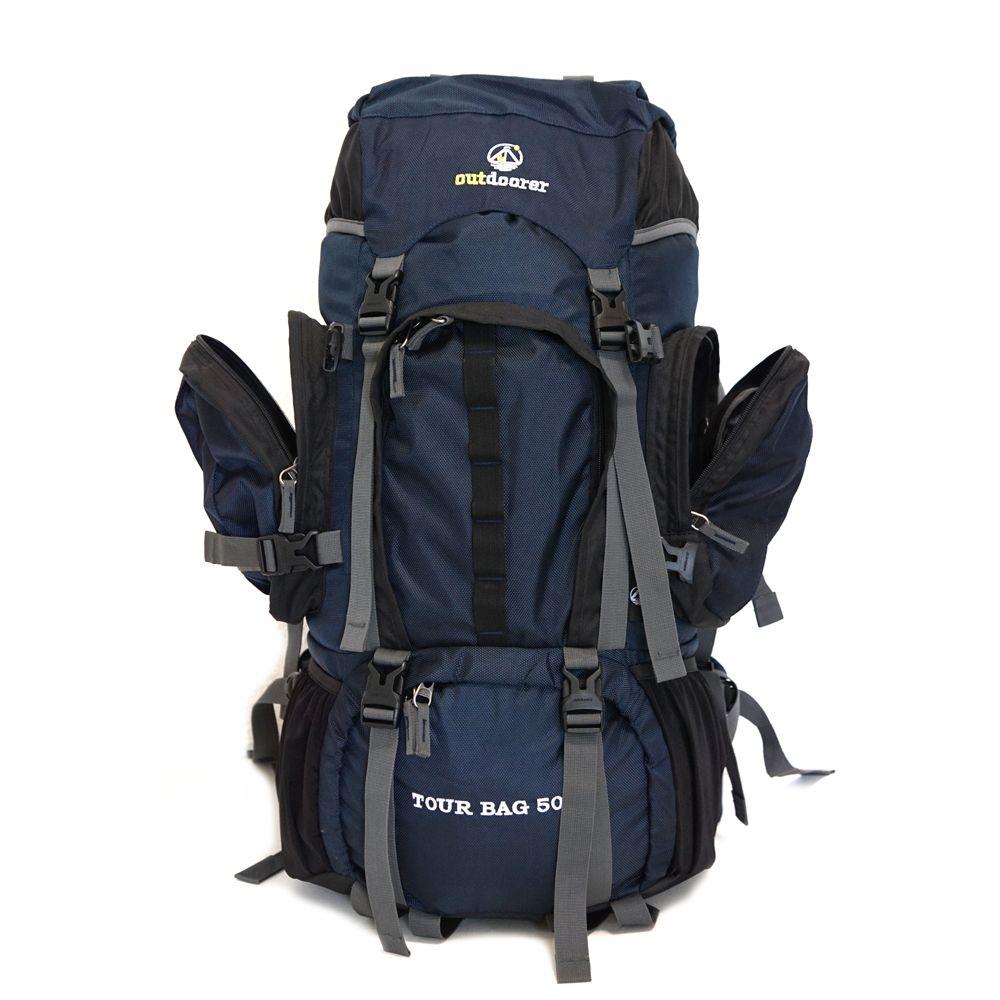 Seitentasche vom Tourenrucksack Tour Bag 50