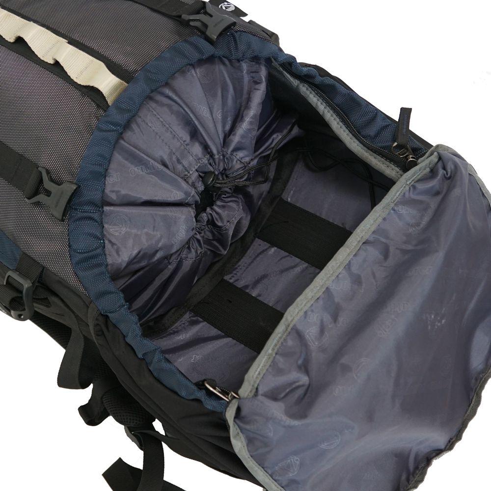 Backpacker Rucksack Trek Bag 70 Abtrennung