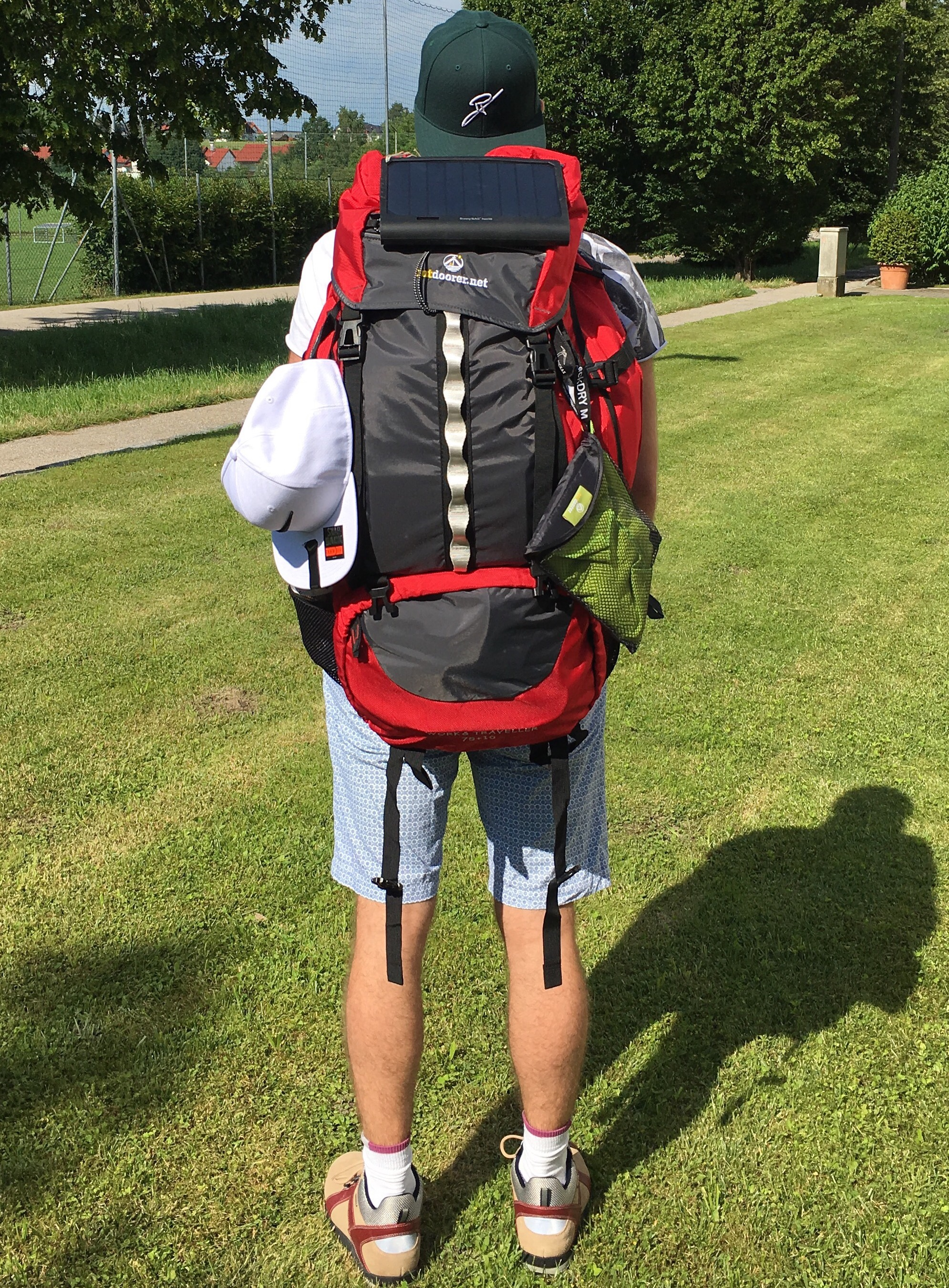 Work & Traveller und PackDRY