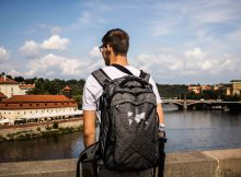 Digitale Nomaden Rucksack, Digital Nomad 35